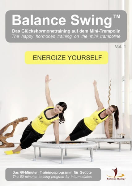 Energize Yourself Trampolintraining DVD