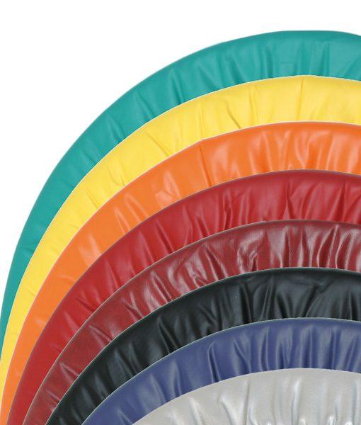 Trimilin Mini-Trampoline Randbezuege in verschiedenen Farben