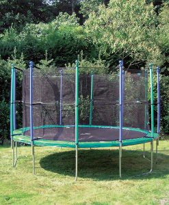 Gartentrampolin-trimilin-fun-Sicherheitsnetz