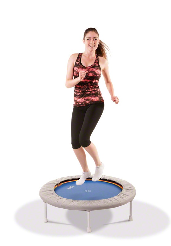 Fitness- und Figurtraining auf dem Trampolin