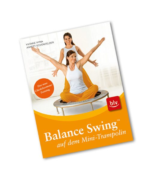 Trampolin Training Buch Balance Swing