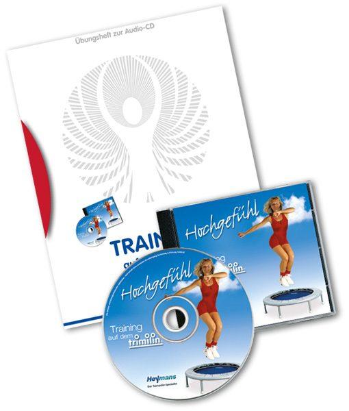 Trampolin Training Heft und CD