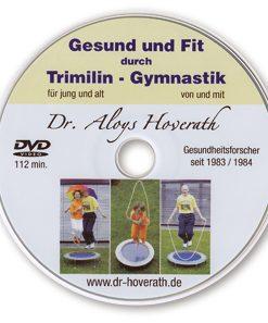 DVD Hoverath Gesund und Fit Training mit dem Trampolin