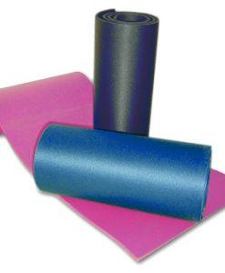 Gymnastikmatten in verschiedenen Farben