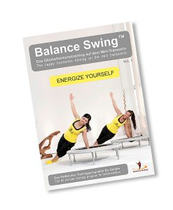 Balance Swing Energize Yourself DVD - Trampolin Übungsprogramm