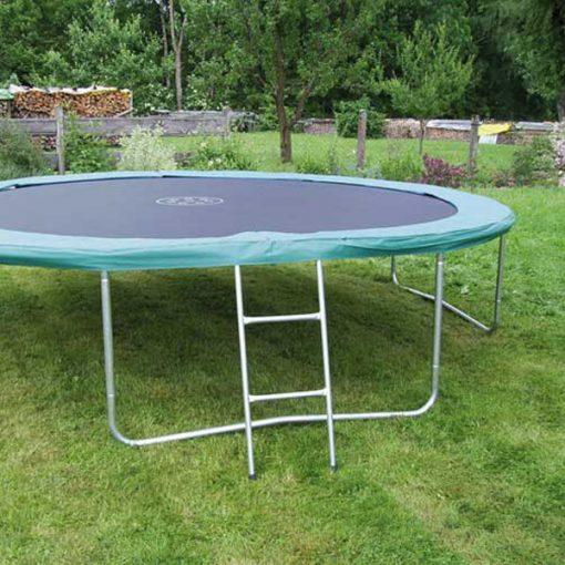Trimilin-fun Gartentrampolin-Leiter - Zubehoer im trampolin-shop