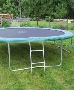 Gartentrampolin Leiter - Zubehoer im trampolin-shop