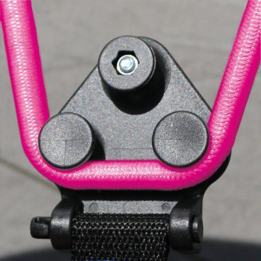 Vario-Gummikabel in Farbe mit Vario-Aufhängung