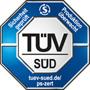 TÜV Logo für Trimilin
