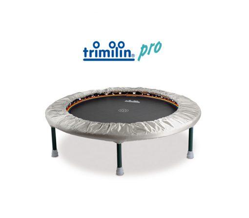 trimilin-pro stahlfedertrampolin