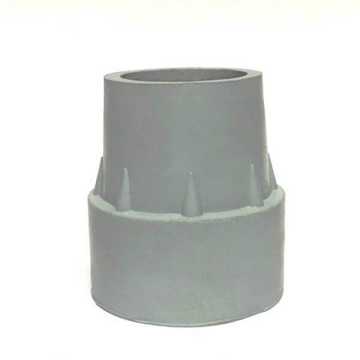 Trimilin Ttrampoline Fußkappe für Standbeine grau