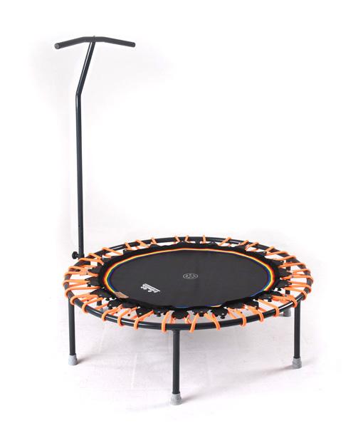 Trampolin Trimilin-jump & Haltestange schwarz-orange kaufen