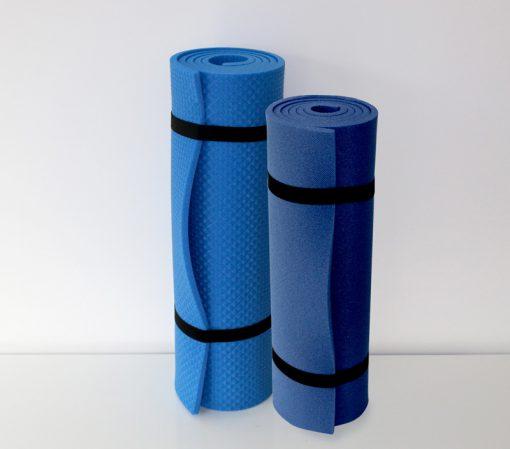 gymnastikmatten blau